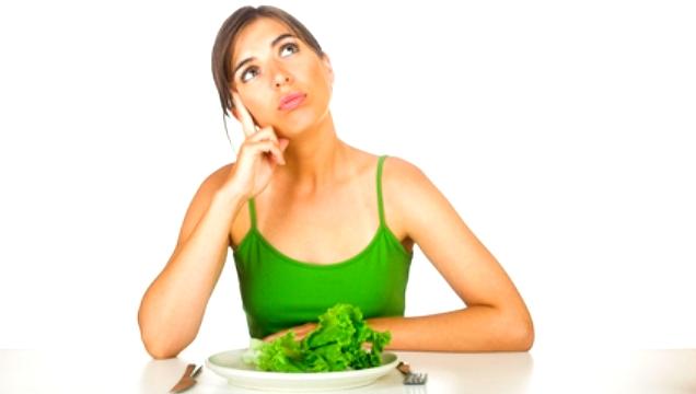 žena diéta