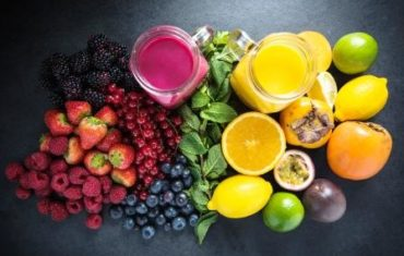 ovocie a jeho nutricna a vyzivova hodnota