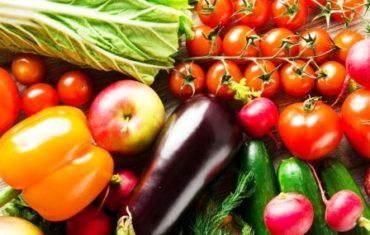 glykemicky index zeleny na stole