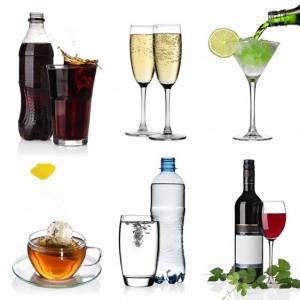 nápoje na chudnutie