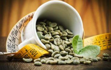 zelena kava a chudnutie