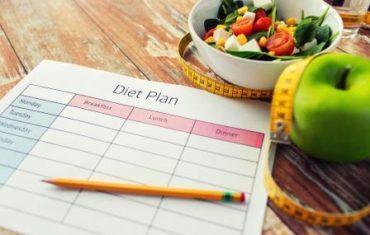 Dietny plan na chudnutie