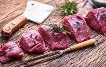 cerstve naporciovane mäso na chudnutie