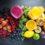 Ovocie - nutričná a energetická hodnota - tabuľka