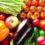 Nutričná a energetická hodnota Zeleniny – tabuľka